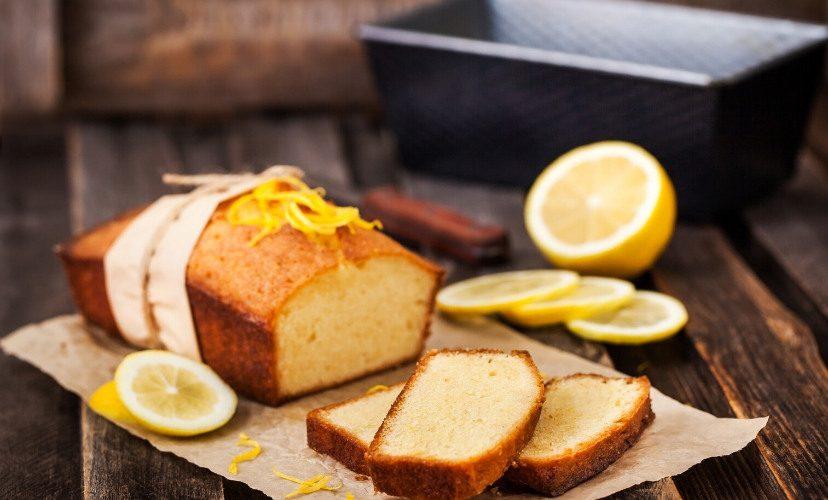 Gâteau citron faisselle