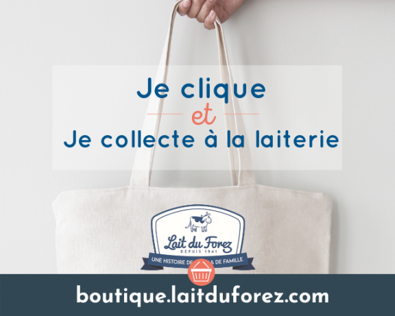 Boutique en ligne | Lait du Forez